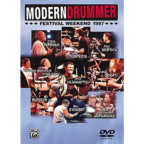 Alfred Modern Drummer Festival '97 - 2-DVD Set-thumbnail