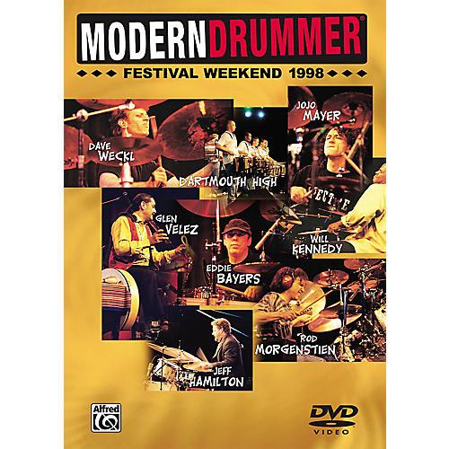 Alfred Modern Drummer Festival '98 DVD-thumbnail