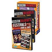 Hudson Music Modern Drummer Super Pack  Modern Drummer Fest 2000/2003/2005/2008 Pack 11 DVDs