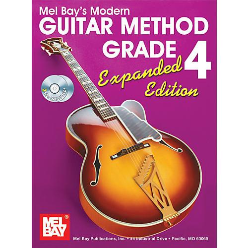 Mel Bay Modern Guitar Method Expanded Edition Vol. 4 Book/2 CD Set