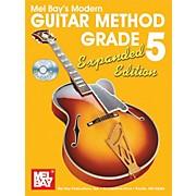 Mel Bay Modern Guitar Method Expanded Edition Vol. 5 Book/2 CD Set