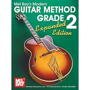 Mel Bay Modern Guitar Method Grade 2 Book - Expanded Edition