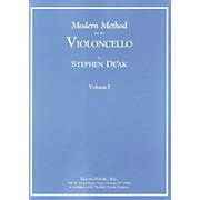 Carl Fischer Modern Method For The Violoncello