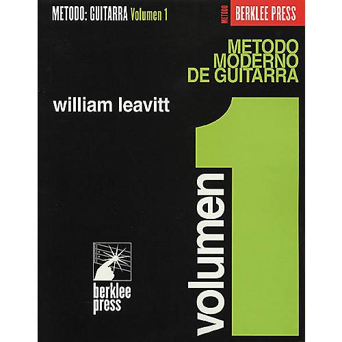 Berklee Press Modern Method for Guitar (Spanish Edition) - Volume 1 Book-thumbnail