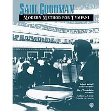 Alfred Modern Method for Tympani Book