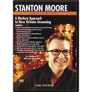 Carl Fischer Modern New Orleans Drumming with Stanton Moore DVD by Carl Fischer