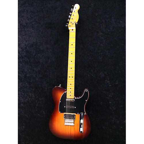 Fender Modern Player Telecaster Honey Burst Solid Body Electric Guitar-thumbnail