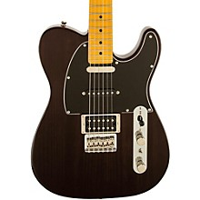 Modern Player Telecaster Plus Electric Guitar Transparent Charcoal Maple Fretboard
