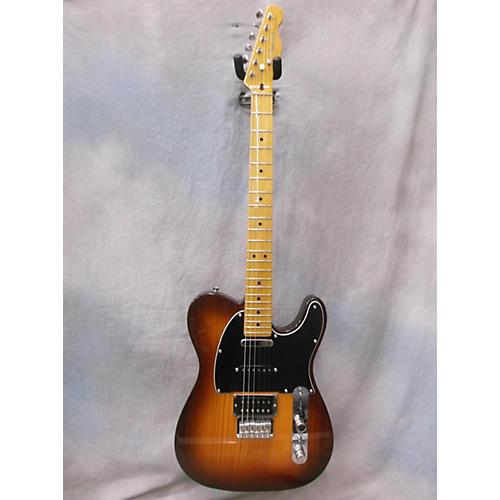 Fender Modern Player Telecaster Plus Honeyburst Solid Body Electric Guitar