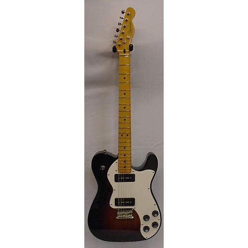 used fender modern player telecaster thinline deluxe solid electric guitar guitar center