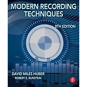 Hal Leonard Modern Recording Techniques 8th Edition