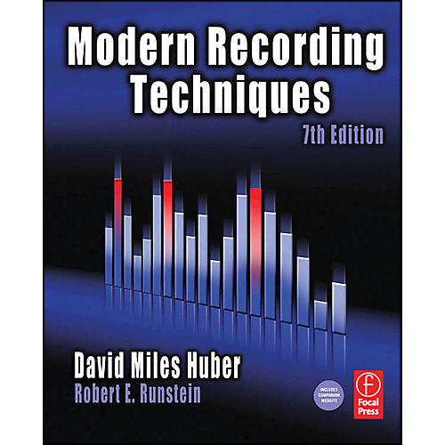 Hal Leonard Modern Recording Techniques Book