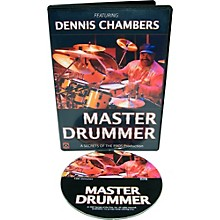 Secrets of the Pros Modern Recording and Mixing DVD: Master Drummer featuring Dennis Chambers