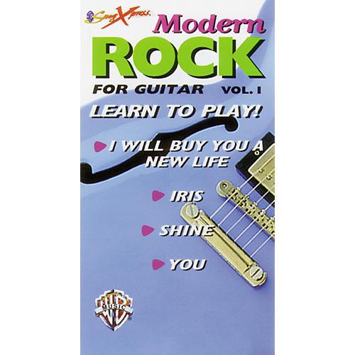 SongXpress Modern Rock Volume 1 Video