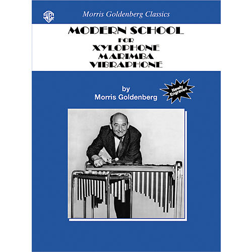 Alfred Modern School for Xylophone Marimba Vibraphone-thumbnail