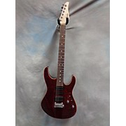 Modern Solid Body Electric Guitar