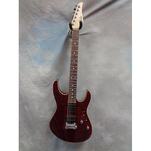 Suhr Modern Solid Body Electric Guitar CHILI PEPPER RED