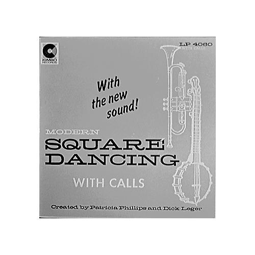 Kimbo Modern Square Dancing: Vol. 1-thumbnail