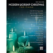 Alfred Modern Worship Christmas for Piano Songbook P/V/G Edition