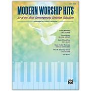 BELWIN Modern Worship Hits Easy Piano Songbook
