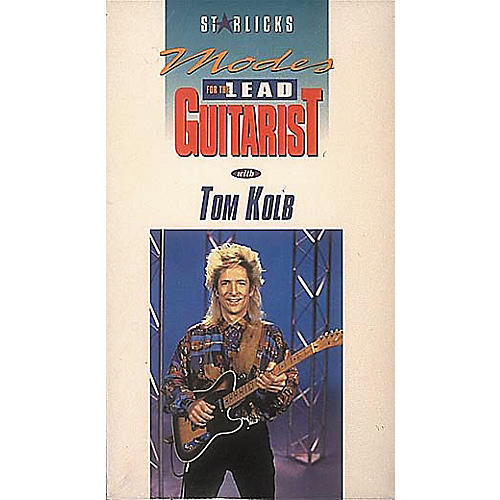 Hal Leonard Modes for the Lead Guitarist (Video)