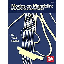 Mel Bay Modes on Mandolin: Improving Your Improvisation Book