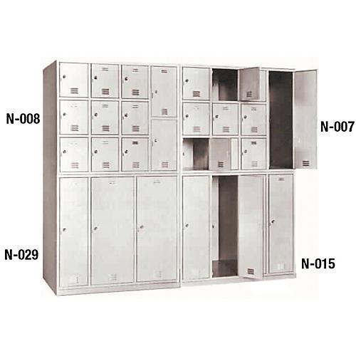 Norren Modular Instrument Cabinets in Bamboo N-017 Bamboo