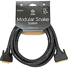 D'Addario Planet Waves Modular Snake Core Cable 10 ft.