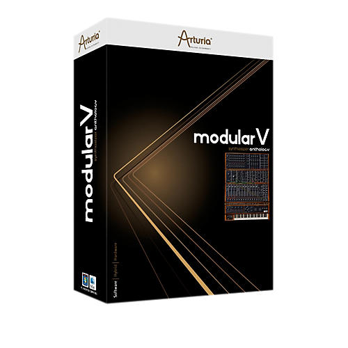 Arturia Modular V Software Download-thumbnail