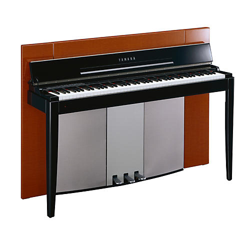 Yamaha Modus Slim-Line Lifestyle Digital Piano with Bench and Panel