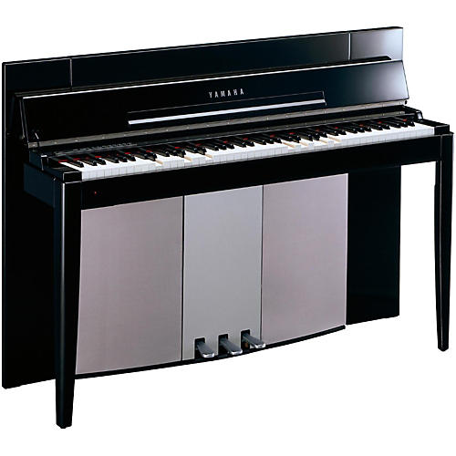 Yamaha Modus Slimline Lifestyle Digital Piano w/ Moving Keys & Bench