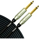 "Mogami Silver Series 1/4"" Straight Instrument Cable (SILVER GUITAR-12)"