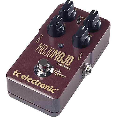TC Electronic MojoMojo Overdrive Guitar Effects Pedal-thumbnail