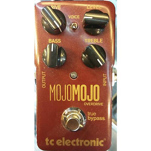 TC Electronic Mojomojo Overdrive Effect Pedal-thumbnail