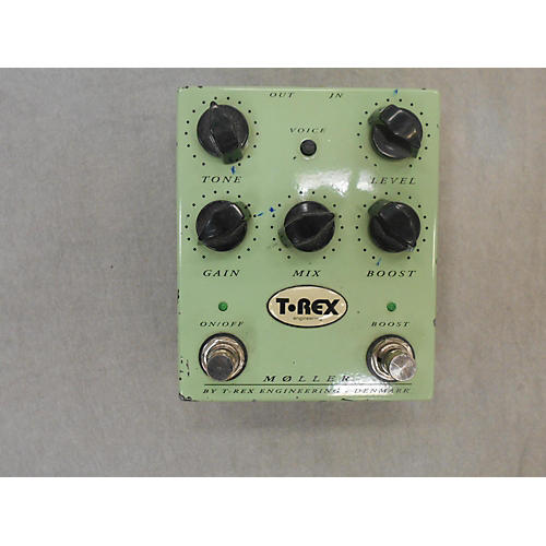 T-Rex Engineering Moller Overdrive With Clean Boost-thumbnail