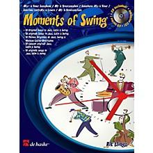 De Haske Music Moments of Swing (10 Original Songs in Jazz, Latin & Swing) De Haske Play-Along Book Series by Rik Elings