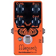 Earthquaker Devices Monarch Overdrive Guitar Effects Pedal