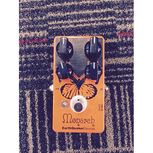 Earthquaker Devices Monarch Overdrive Orange-thumbnail