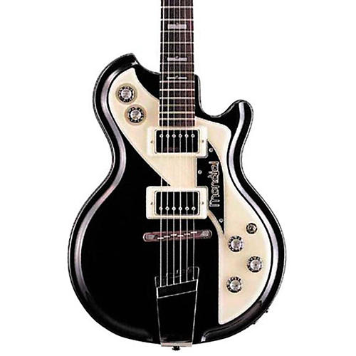 Italia Mondial Classic Semi-Hollow Electric Guitar-thumbnail