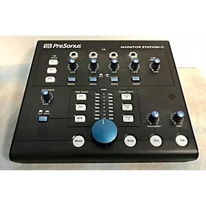 Pre-owned Presonus Monitor Station V2 Powered Mixer