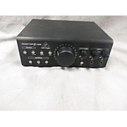 Behringer Monitor2USB Audio Interface