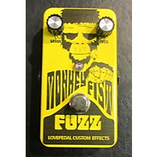 Lovepedal Monkey Fist Fuzz Effect Pedal