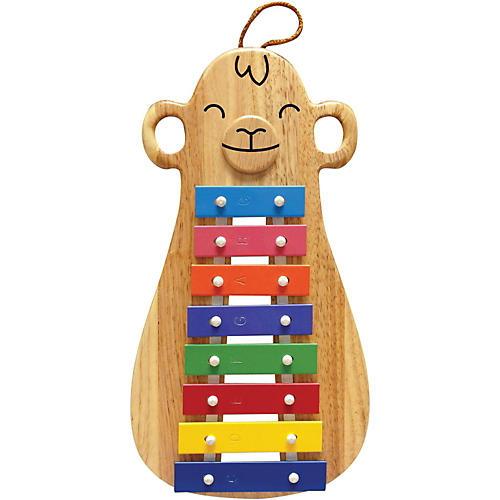 Green Tones Monkey Glockenspiel-thumbnail
