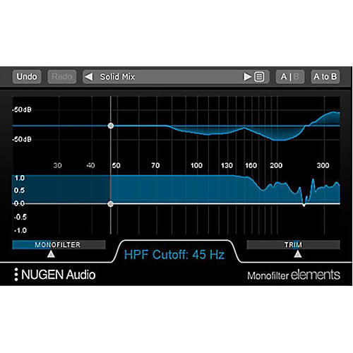 NuGen Audio Monofilter Elements-thumbnail