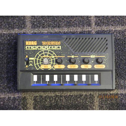 Korg Monotron Delay Synthesizer-thumbnail