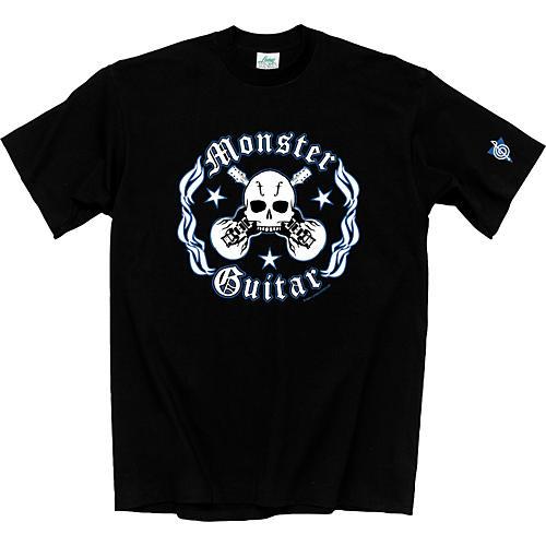 Musician's Friend Monster Guitar T-Shirt-thumbnail