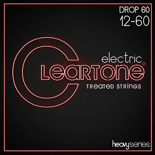 Cleartone Monster Heavy Series Nickel-Plated Drop C# Electric Guitar Strings-thumbnail