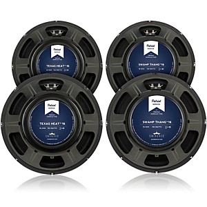Click here to buy Eminence Monster Metal 12 inch Speaker Kit by Eminence.