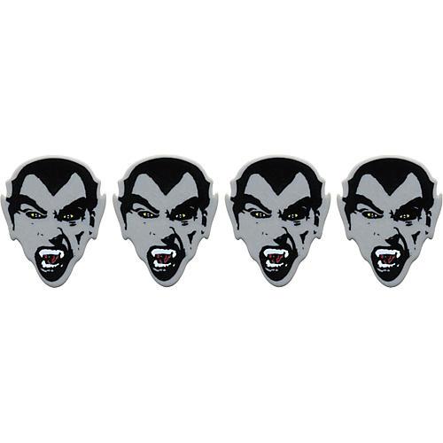 Hot Picks Monster Vampire Guitar Picks 4-Pack