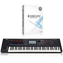 Yamaha Montage 76-Key Flagship Synthesizer With Cubase Artist